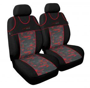Autotričká Limited, červené predné 2ks