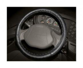 Kožený poťah na volant van classic, vnút. PR. 38-40 CM pre dodávky mikrobusy