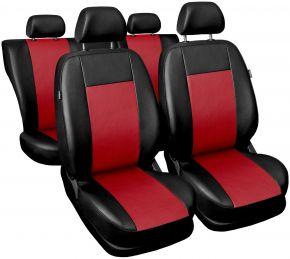 Autopoťahy univerzálne Comfort červené