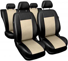 Autopoťahy univerzálne Comfort bežové