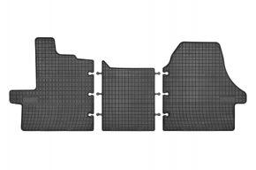 Gumené rohože pre PEUGEOT BOXER 3 ks 2014-