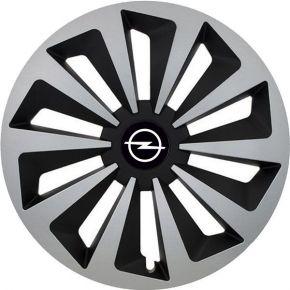 "Puklice pre Opel 14"", Fox, 4 ks"