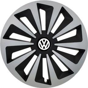 """Puklice pre Volkswagen 14"""", Fox, 4 ks"""