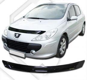 Kryty prednej kapoty pre PEUGEOT 307 hatchback 2005-2009