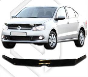 Kryty prednej kapoty pre VOLKSWAGEN Polo hatchback 3D 2010–2015