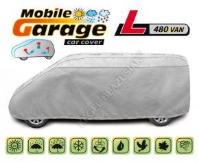 Plachta na auto MOBILE GARAGE L480 van Volkswagen T6 D. 470-490 cm