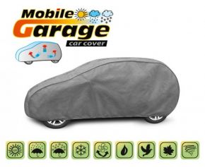 Plachta na auto MOBILE GARAGE hatchback Lancia Y do 2010 D. 355-380 cm