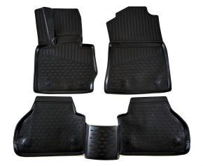 Gumené rohože  BMW 1 Series (E87) 2004-2011 4ks