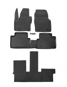 Gumené rohože  FORD GRAND C-MAX 2010-up 5 ks