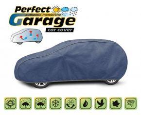 Mäkká membránová ochranná Plachta na celé auto PERFECT GARAGE hatchback/kombi Chevrolet Aveo hatchback od 2011 (T300) d. 405-430 cm