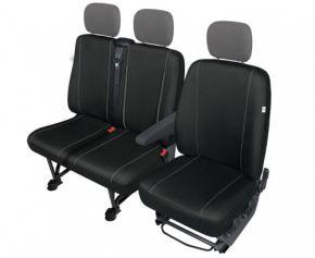 Autopoťahy TAILOR MADE pre Iveco Daily VI od 2014 Poťahy  pre dodávky mikrobusy