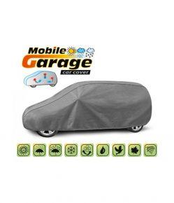 Plachta na auto MOBILE GARAGE XL LAV FIAT DOBLO D. 443-463 cm
