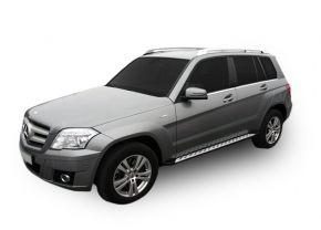 Bočné nášlapy pre Mercedes GLK OE Style 2009-