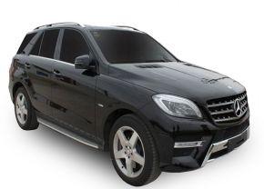 Bočné nášlapy pre Mercedes Benz ML W-166 OE Style 2012-