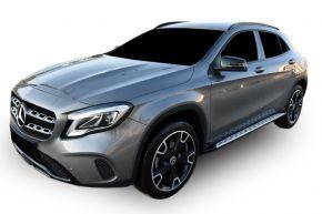 Bočné nášlapy pre Mercedes GLA X156 2015-up