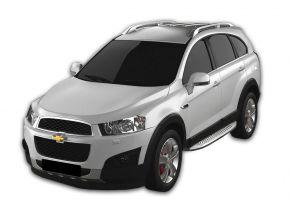 Bočné nášlapy pre Chevrolet Captiva 2012-2018
