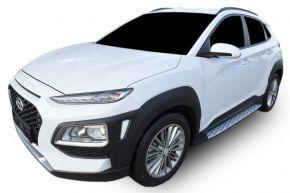 Bočné nášlapy pre Hyundai Kona 2017-up