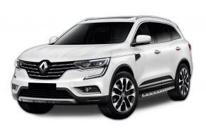 Bočné nášlapy pre Renault Koleos 2016-up