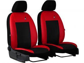 Autopoťahy na mieru Koža ROAD FIAT DUCATO III 1+1 (2006-2014)