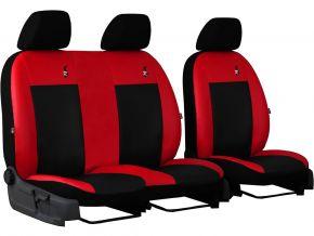 Autopoťahy na mieru Koža ROAD NISSAN NV300 2+1 (2014-2020)