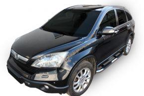 Bočné nerezové rámy pre Honda CR-V 2006-2012