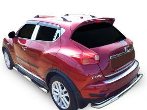 Bočné nerezové rámy pre Nissan Juke 2010-2014 / 2014-2019