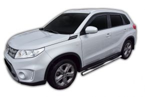Bočné nerezové rámy pre Suzuki Vitara 2015-up