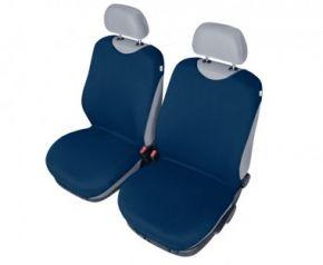 Autotričká SHIRT COTTON na predné sedačky tmavo modré Autotričká do osobných automobilov
