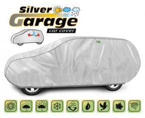 Tieniaca a protidažďová plachta SILVER GARAGE SUV/off-road off-road