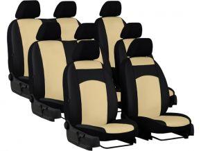 Autopoťahy na mieru Koža STANDARD MERCEDES VITO W447 8m. (2014-2020)
