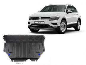 Oceľový kryt motora a prevodovky Volkswagen Tiguan 1,4TSI; 2,0TSI; 2,0TDI 2016-