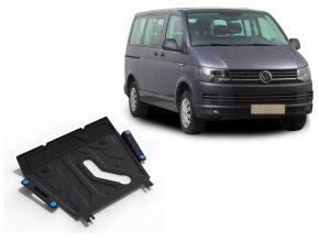 Oceľový kryt motora a prevodovky Volkswagen  T5 (Caravelle; Multivan; Transporter) pasuje na všetky motory 2003-2010, 2010-2015, 2015-