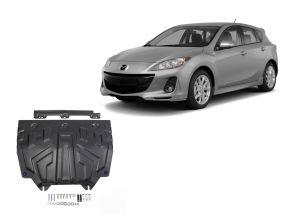 Oceľový kryt motora a prevodovky Mazda 3 1,5; 1,6; 2,0 2013-