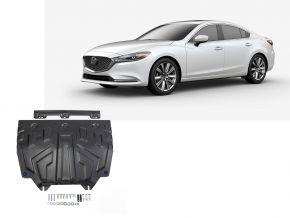Oceľový kryt motora a prevodovky Mazda 6 1,8; 2,0; 2,5 2015-