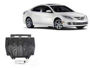Oceľový kryt motora a prevodovky Mazda 6 1,8; 2,0; 2,5 2013-2015