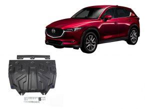 Oceľový kryt motora a prevodovky Mazda CX-5 2,0; 2,5; 2,2D 2017-