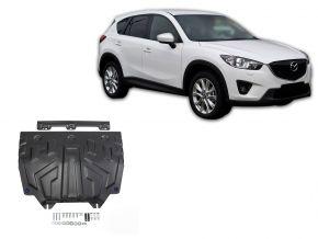 Oceľový kryt motora a prevodovky Mazda CX-5 2,0; 2,5; 2,2D 2011-2017