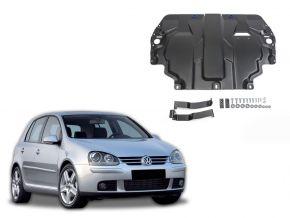 Oceľový kryt motora a prevodovky Volkswagen  Golf V pasuje na všetky motory 2004-2008