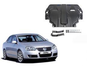 Oceľový kryt motora a prevodovky Volkswagen  Jetta pasuje na všetky motory 2009-2017