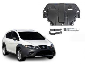 Oceľový kryt motora a prevodovky Seat Altea Freetrack 2,0 TSI 2004-2015
