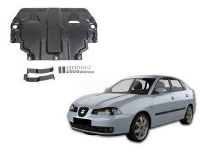 Oceľový kryt motora a prevodovky Seat Cordoba III pasuje na všetky motory 2003-2009