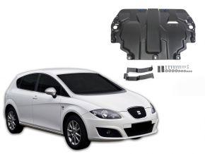 Oceľový kryt motora a prevodovky Seat Leon 1,6; 2,0TDI 2005-2013