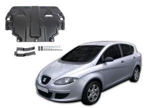 Oceľový kryt motora a prevodovky Seat Toledo III 1,6; 2,0TDI 2004-2009