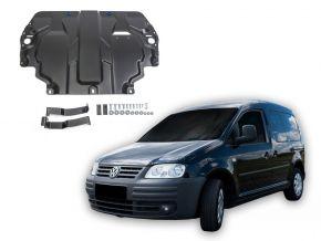 Oceľový kryt motora a prevodovky Volkswagen  Caddy III pasuje na všetky motory (w/o heating system) 2006-2015