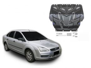 Oceľový kryt motora a prevodovky Ford  Focus II pasuje na všetky motory 2005-2011