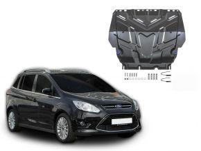 Oceľový kryt motora a prevodovky Ford  Grand С-Max pasuje na všetky motory 2010