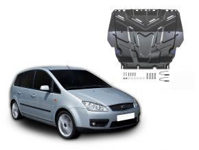 Oceľový kryt motora a prevodovky Ford  С-Max pasuje na všetky motory 2003-2010
