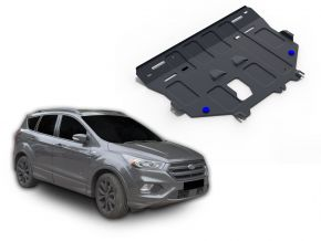 Oceľový kryt motora a prevodovky Ford Kuga 1,5 Ecoboost; 1,6; 2,5 2016