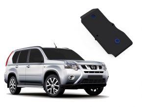 Oceľový kryt diferenciálu pre Nissan X-Trail 4WD 2,0; 4WD 2,5 (iba pre uvedenu motorizaciu!), 2007-2013