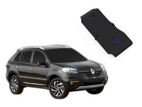Oceľový kryt diferenciálu pre Renault Koleos 2,0; 2,5, 2007-2017
